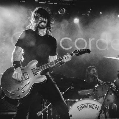 UK Foo Fighters @ Concorde 2, Brighton