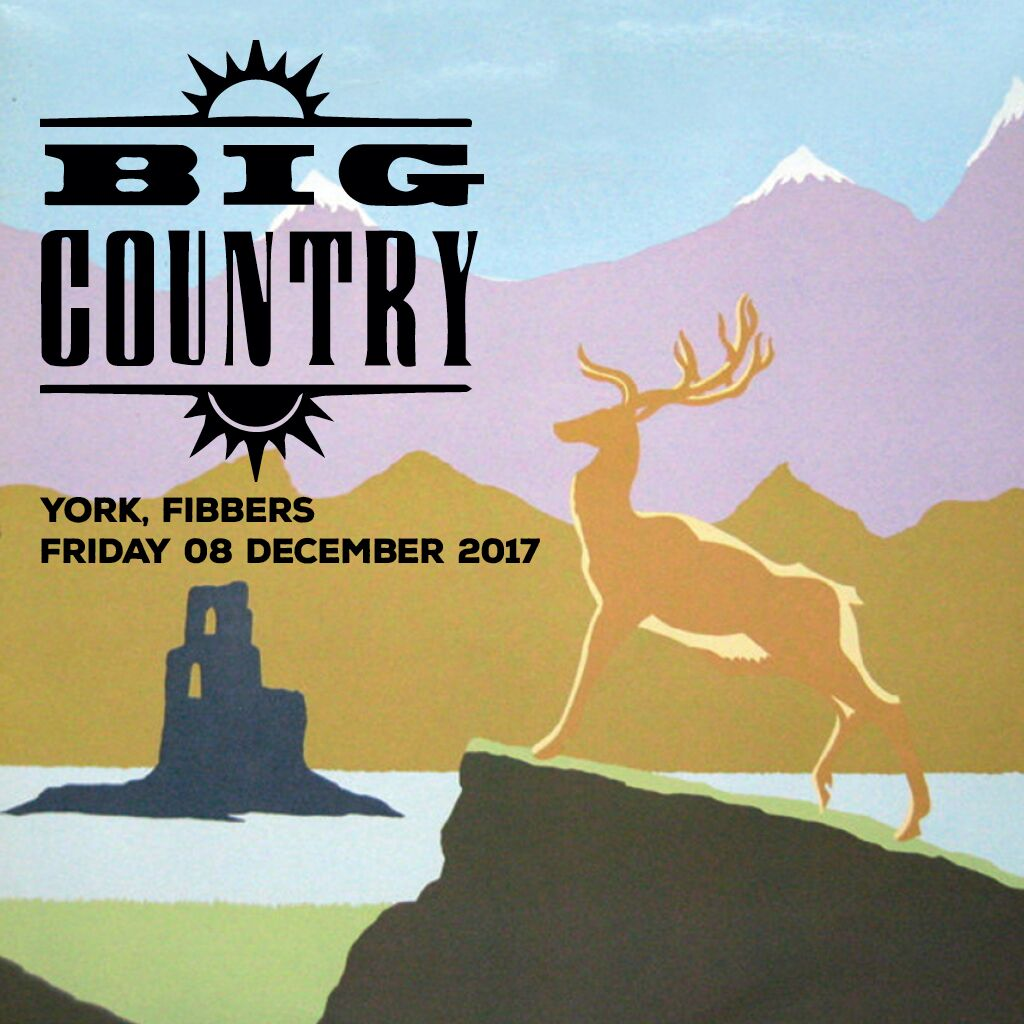 Big Country YORK Online Shot