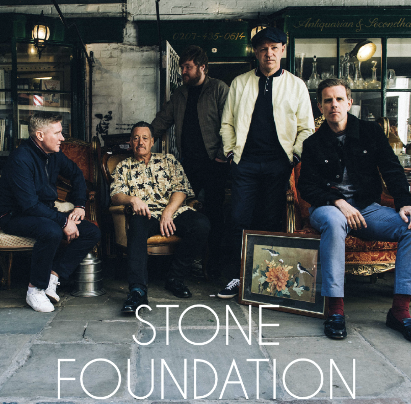 stone foundation pic